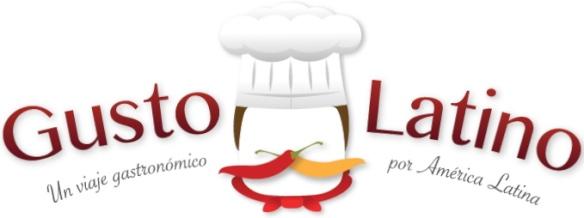 Gustolatino.me y su logotipo