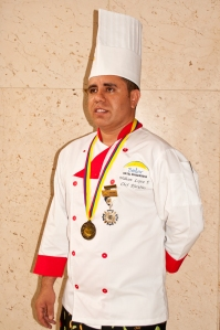 Chef William López Flórez