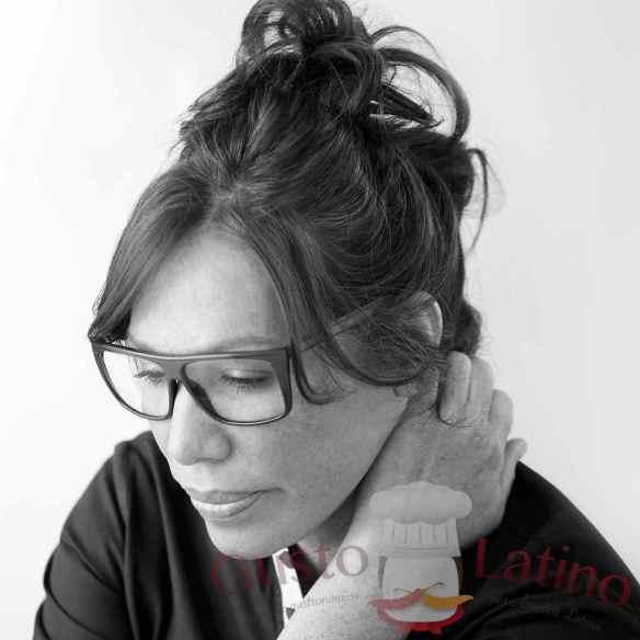 La chef Leonor Espinosa