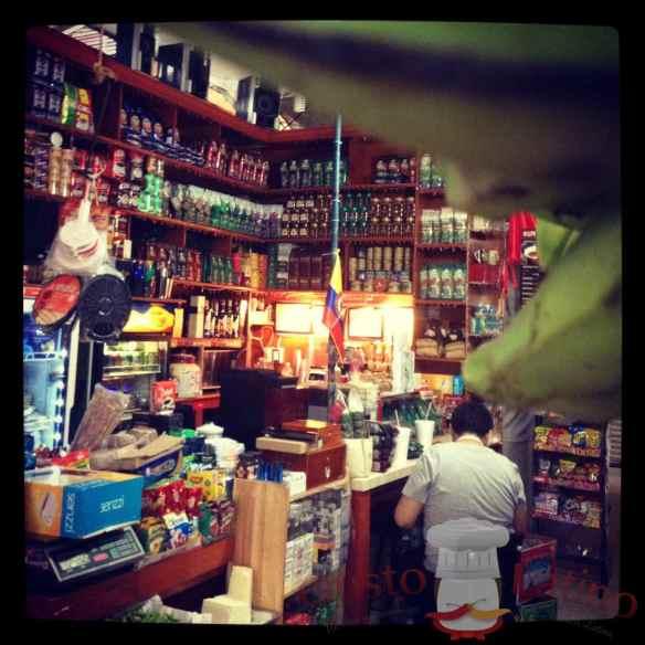 Mercado Medellín en México DF