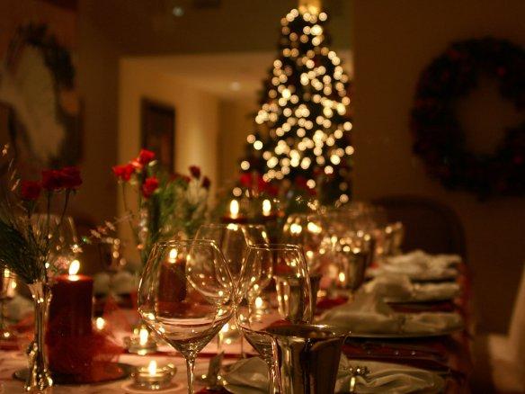 Mesa-en-Navidad